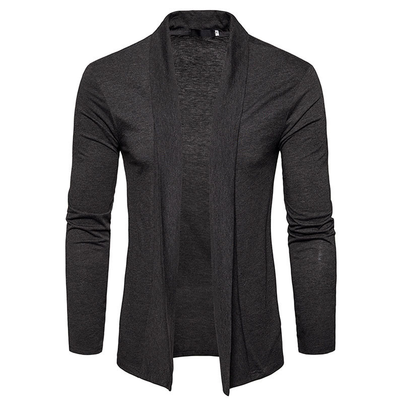 Men Cardigans Sweaters Knitwear For Male Fashion Top Quality Brand Clothing Casual Man Slim Christmas Coat Solid Color