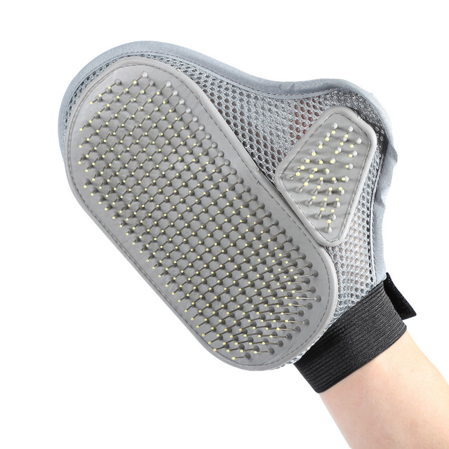 High Quallity Mini Pet Cleaning Brush Comb Animal Massage Hair Removal Dog Bath Glove Grooming