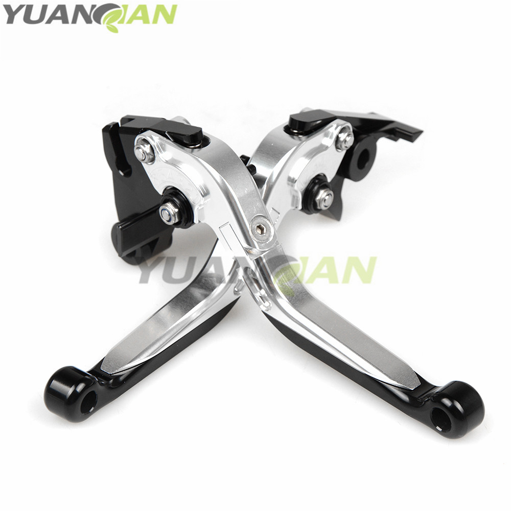Motorcycle Adjustable Folding Extendable Brake Clutch Levers FOR HONDA CB599 / CB600 HORNET 98-2006 CBR 600 F2,F3,F4,F4i 91-07
