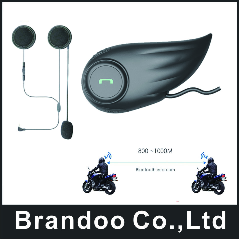 Multi BT Interphone 800M Motorcycle Bluetooth Helmet Intercom intercomunicador moto interfone headset t comvb bt wireless intercomunicador interphone headset 800m bluetooth motorcycle helmet intercom walkie talkie fm soft earpiece