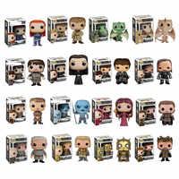Funko pop Lied Von Eis Und Feuer TV: game of Thrones-Daenerys Tyrion Nacht König Bran Jon Schnee Action & Figures Spielzeug Kinder Spielzeug