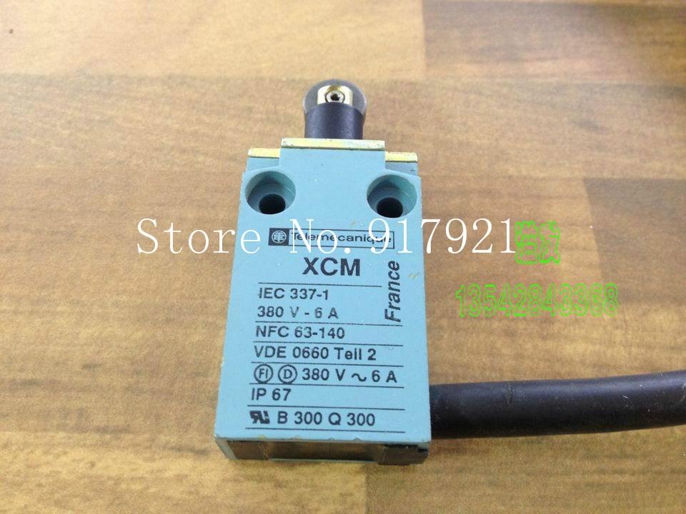 [ZOB] original XCM337-1 switch  --2PCS/LOT [zob] new original omron omron beam photoelectric switch e3jk tr12 c 2m 2pcs lot