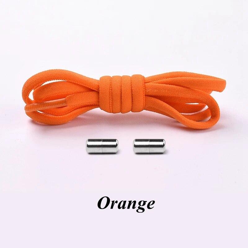 Tie shoelace Elastic Locking ,Shoelaces 5