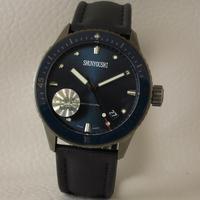 WG0688 Herren Uhren Top Marke Runway Luxus Europäischen Design Automatische Mechanische Uhr-in Mechanische Uhren aus Uhren bei