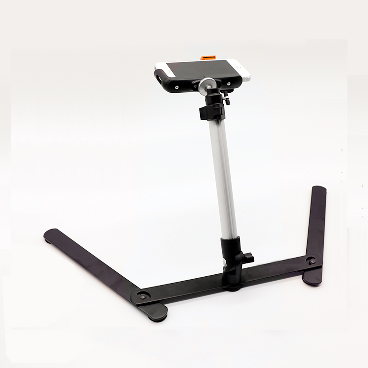 Desktop Portable Copy Stand Tripod Mount For Camera Dslr Photography Product Shoot With 1 4 Ballhead Rotatable In Tripods From Consumer Electronics On