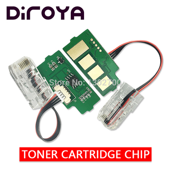 10PCS NEW 7.4K CF256A CF 256A 56A Toner cartridge chip for hp Laserjet M436nda M436n M433a M433 M436 M 436n 433a Powder reset