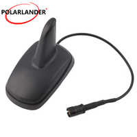 Navigation Sport Style Aerial For V//W For A/udi For S/eat S/koda Shark Fin Car Style Roof AM FM Radio Antenna