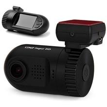 Nowy MINI 0805 1.5 cal TFT Ekran GPS Kamera Samochód z 1296 P HD Rozdzielczość 120 Stopniowym Polu Widzenia Wsparcia 32 GB SD karty