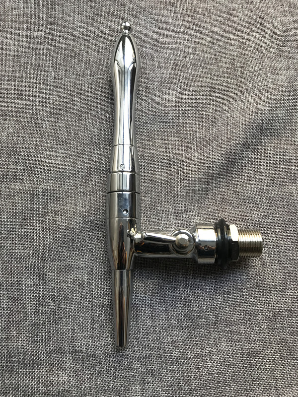 beer Stout Faucet with stainless Handle Draft Beer Dispensing ...