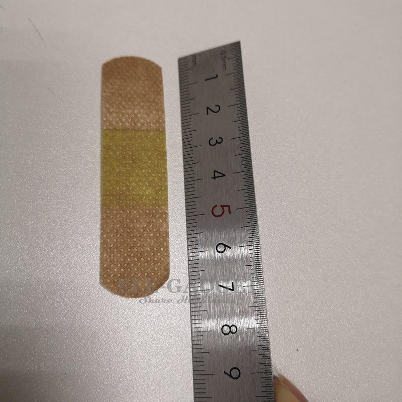 20-50-100 шт. клейкая лента для удаления ран медицинская Антибактериальная лента наклейка на повязку для домашнего путешествия аптечка