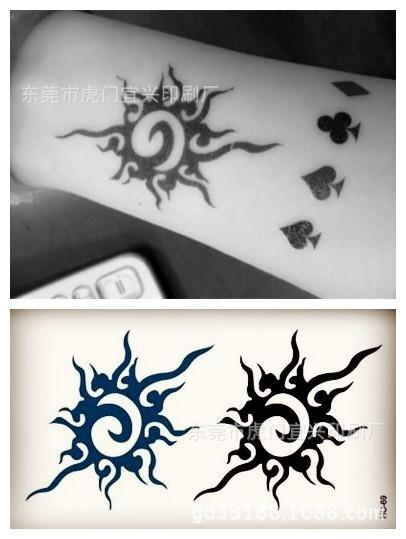 Manufacturers Of All Kinds Of Arts And Crafts Water Processing And Waterproof Tattoo Stickers HC1069