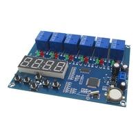 Mehrere timing modul 5 relay zeit steuerkarte time module