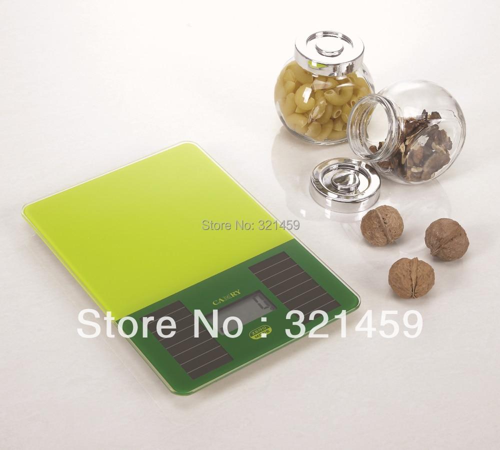 Solaire Balance De Cuisine Numerique Weight Balance Avec 5mm
