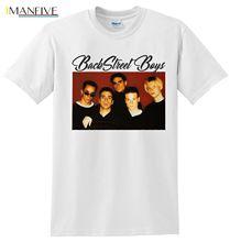 купить!  Футболка Backstreet Boys  американская вокальная группа  бесплатная доставка Streetwear harajuku