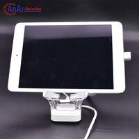 Negozio al dettaglio Security Display Allarme Supporto Acrilico Tablet PC Display Anti-furto Sistema di Allarme