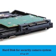 Sabit Disk 3.5 inç sata3 1TB 2TB HDD CCTV kiti Video gözetim sistemi DVR NVR Video kayıt HD externo 1T 2T disk
