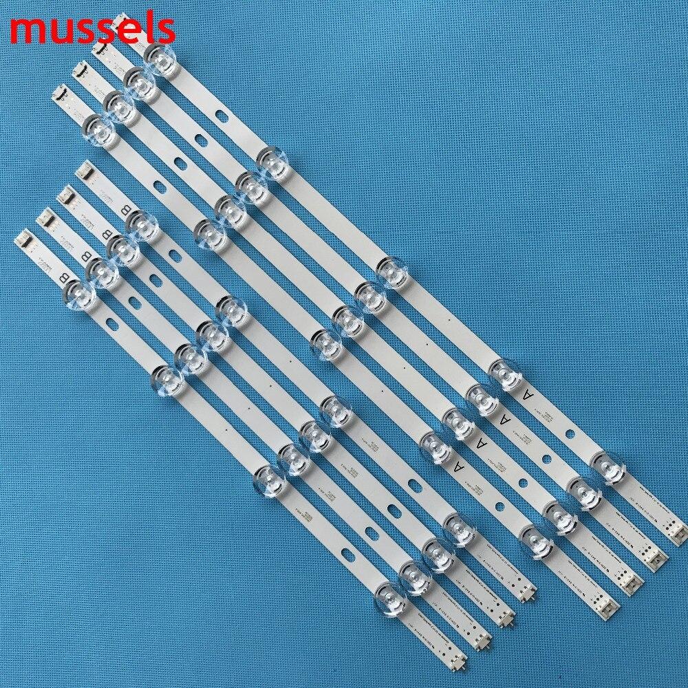 "For LG 47"" TVLEDBacklight strip 9Lamp  innotek DRT 3.0 47"" 47LB6300 47GB6500 47LB652V 47lb650v LC470DUH 47LB5610 Wholesale price"