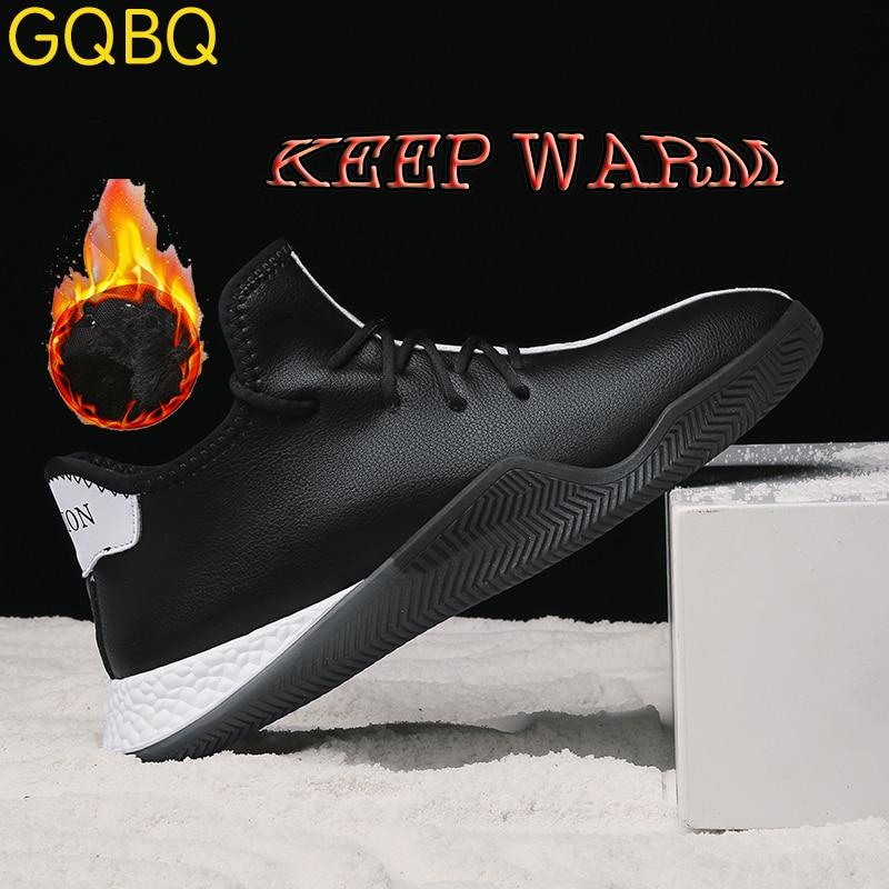 Underwear & Sleepwears Autumn/winter Running Shoes For Men Footwear Sports Shoes Jogging Walking Athletics Shoes Trainer Male Sneaker Warm Outdoor Shoe