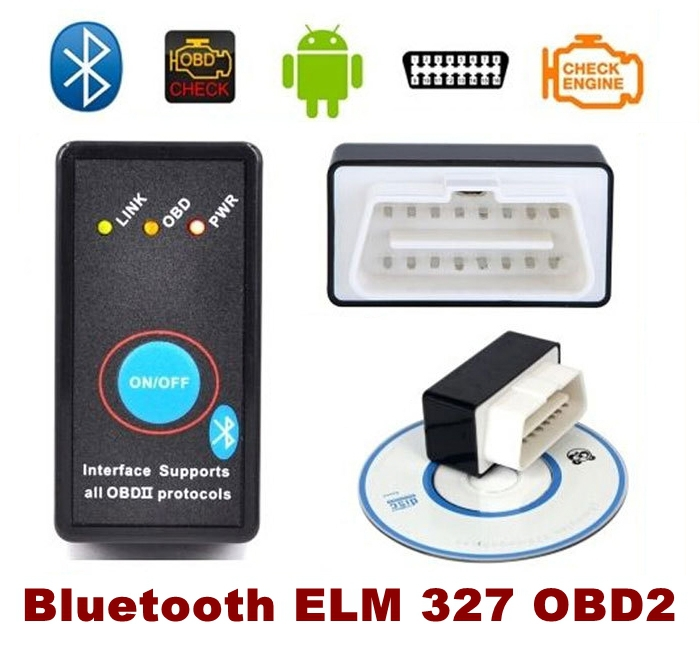 ELM327 2016 elm327 Bluetooth