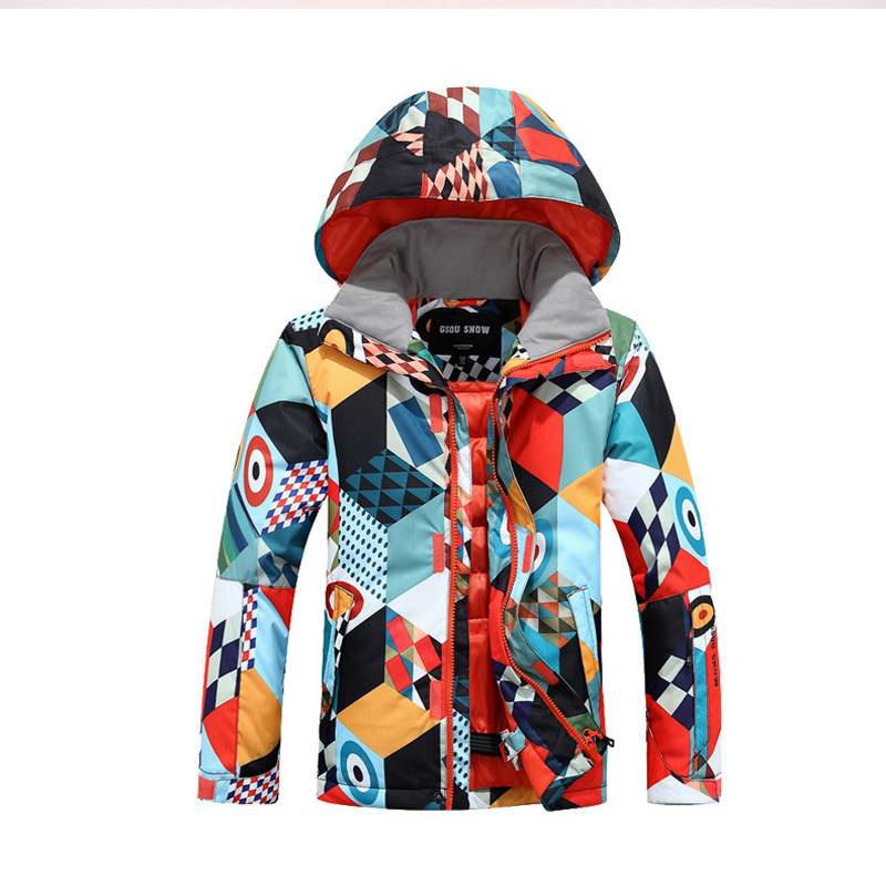 New Winter Cheap Girls Boys Snowboard Ski Suits Snow Jacket Pants Tracksuits for Children Waterproof Warm Kids Ski Sets 1pcs free shipping 2015 new autumn and winter tot solid color knitting wool hat boys girls ski cap children skullies beanies