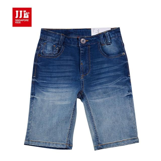 boys shorts kids shorts contrast jeans children boys clothes summer demin pants washing soft demin short boys jeans