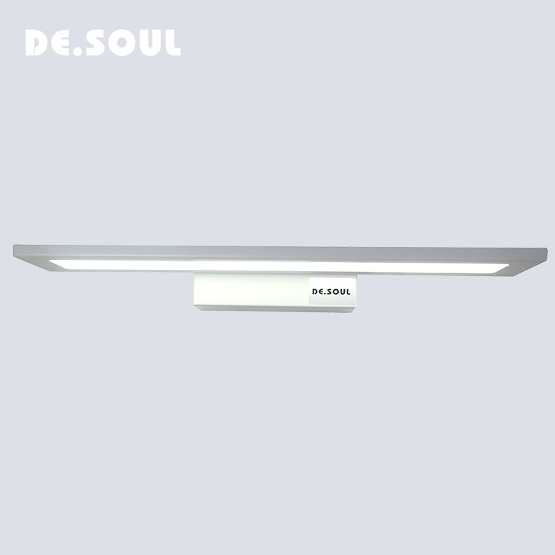 DE.SOUL Wall Lamps Modern Bathroom Led Mirror Light Wall Sconces Light Indoor Decor Wall Lighting AC vintage design led wall lamps bronze mirror light for bathroom kitchen lighting