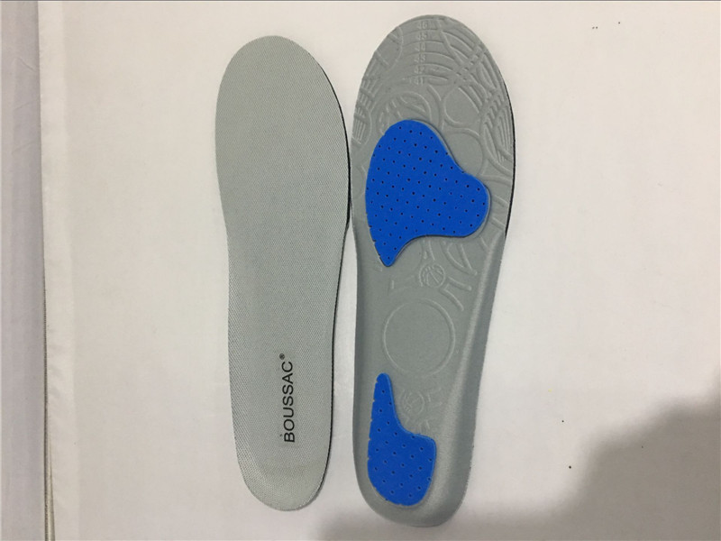 BOUSSAC NKW 141-145 Non-Slip Arch Heel Cushion Support Silicone Gel Pads Shoes Insole Pain Relief Useful Women Pad 2016 1 pair large size orthotic arch support massaging silicone anti slip gel soft sport shoe insole pad for man women