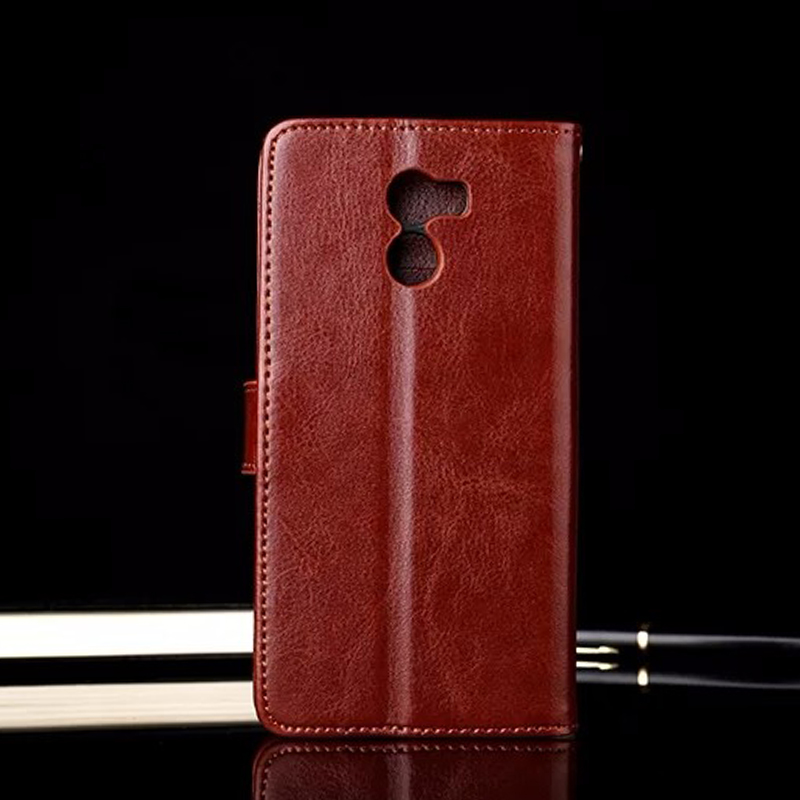 Luxury PU Leather Case For Xiaomi Redmi 4 Pro 64gb Wallet Stand Kickstand Phone Bags Flip Cases For Xiaomi Redmi 4 prime 32gb