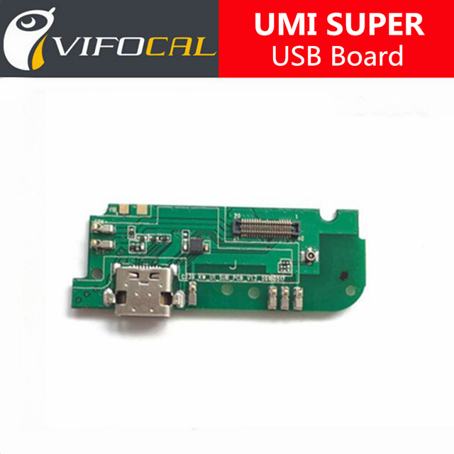 UMI SÚPER Placa USB 100% usb bordo cargo enchufe original reemplazo de la reparación de Accesorios para UMI Teléfono Móvil SÚPER + En choque