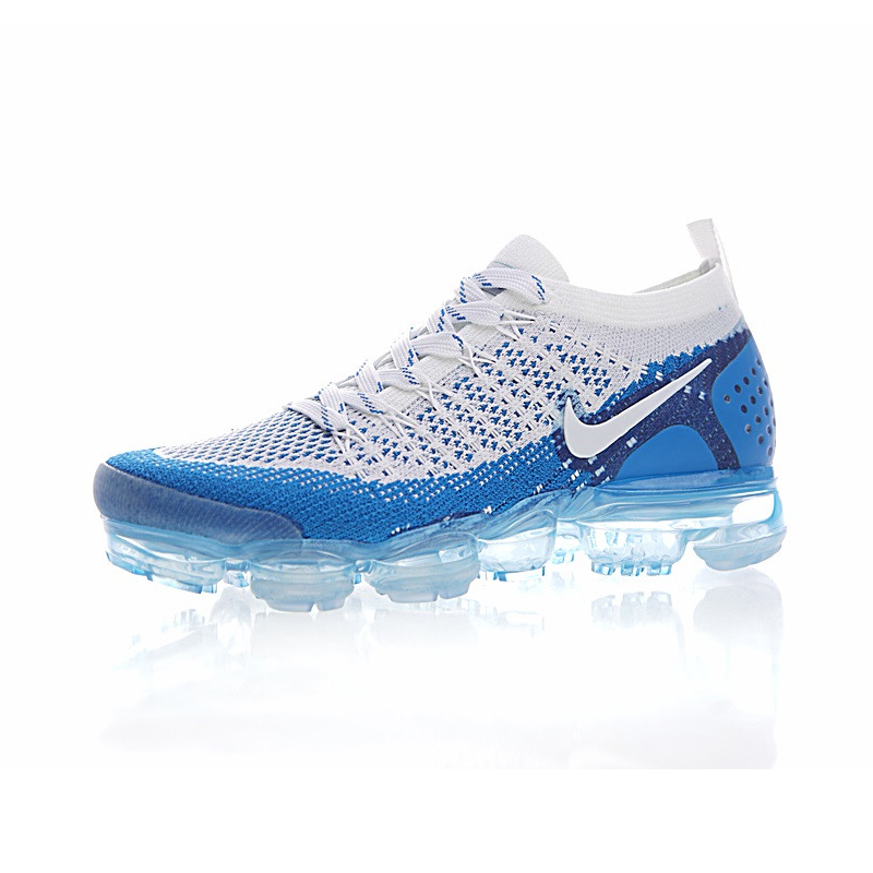 Original Authentic NIKE AIR VAPORMAX FLYKNIT 2 Mens Running Shoes Sneakers  Air Cushion Outdoor Sneakers Men 942842  8b8b5f10a