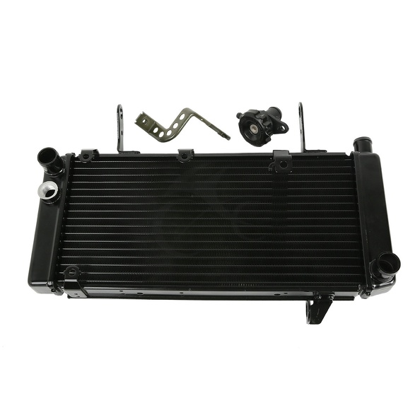 Replacement Aluminum Radiator Cooler For Suzuki SV1000S SV1000 2003-2008 04 05 06 07 New точило einhell tc wd 150 200 150 вт круг 150 и 200 мм