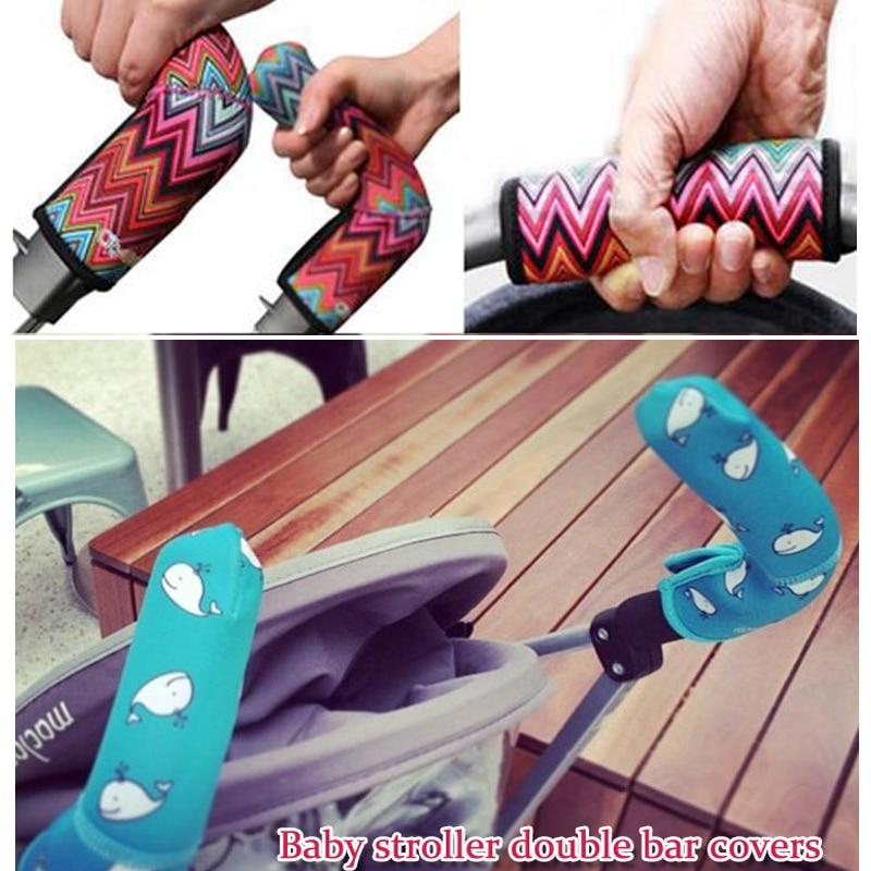 Baby Stroller Handle Cover Maclaren Yoya Pram Sleeve Pad Handle Grip Covers Cart Bebek Arabasi Aksesuar Puset Aksesuarlar