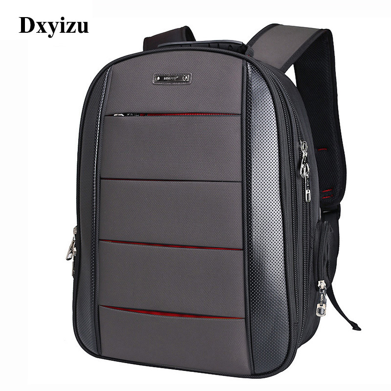 Luxury High Quality Business Men Travel Backpack Urban Brand Backpack 15 6inch Laptop Breathable Male Rucksack
