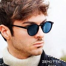Поляризационные солнцезащитные очки для мужчин и женщин, Ретро стиль, круглая оправа, светильник, солнцезащитные очки, полароидные линзы,, модные солнцезащитные очки, UV400 BT4203