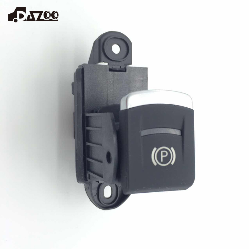 DAZOO NEW OEM Power Electronic Parking Brake Handbrake Switch For A-udi A6 C6 A6 A-llroad Q-uattro S6 RS6 4F1927225C
