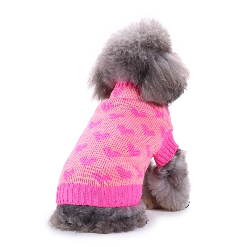 Dog Clothes Sweater (8)