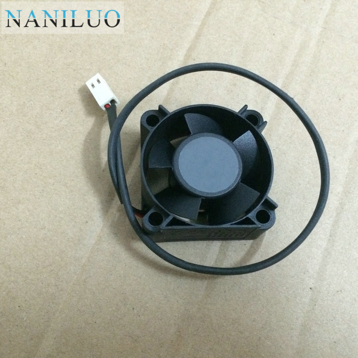 NANILUO Free Shipping Wholesale Maglev <font><b>fan</b></font> KDE1204PKV2 4cm <font><b>40mm</b></font> 4020 12V 0.6W silent <font><b>quiet</b></font> server inverter cooling <font><b>fan</b></font> image
