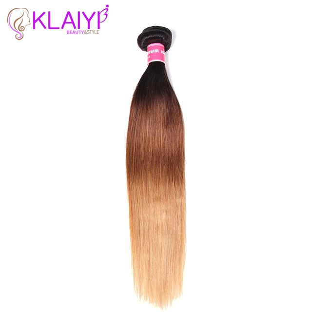 Brazilian Straight Hair Weave Bundles 100 Human Hair Klaiyi Cuticle