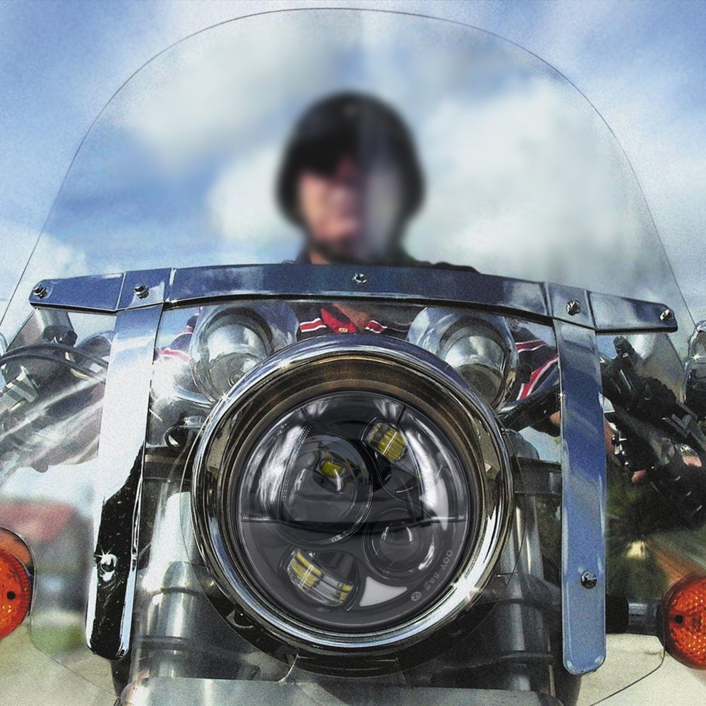 moto /éclairage int/érieur de voiture avec t/él/écommande sans fil multicolore 12 V 4 A 6 LED Keenso Lot de 8 bandes lumineuses LED RVB pour voiture