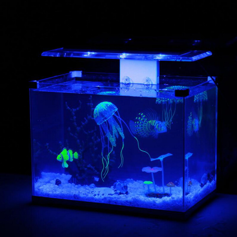 Jellyfish pets reviews online shopping jellyfish pets for Aquatic decoration