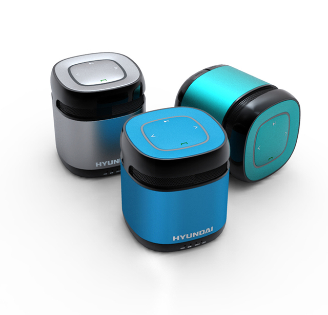 Original i70 Pro For HYUNDAI Stereo Mini Bluetooth Speaker support TF card,FM Radio,Aux-in handsfree Mic Portable mobile speaker