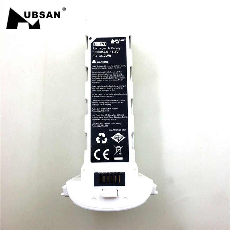 (En Stock) batterie d'origine Hubsan ZINO H117S Drone quadrirotor pièces de rechange 11.4V 3000mah Lipo accessoires de batterie ZINO000-38