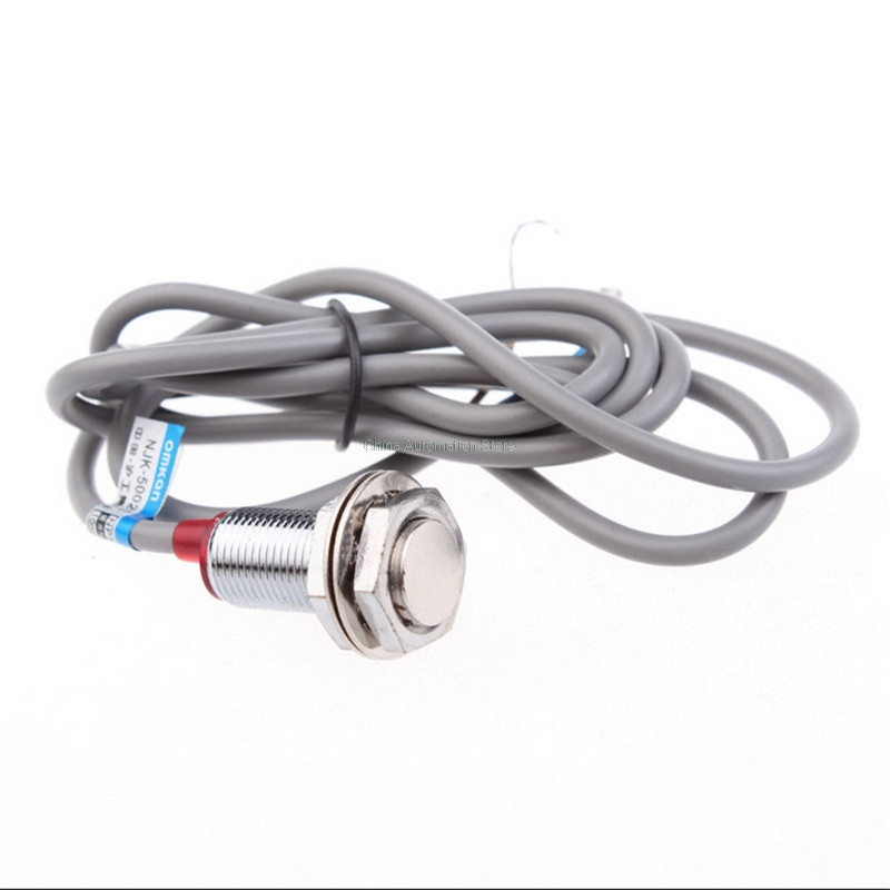 magnet Inductive Proximity Sensor,NJK-5002A PNP NO Magnetic induction Proximity Switch hall sensor switch 5pcs proximity switch inductive sensor dc6 36v 3wire no pnp dc 300ma detection distance 2mm m8 lj8a3 2 z by