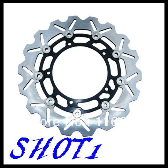 1 шт. спереди тормозного диска ротора для Suzuki GSR DL V-STROM ABS GSF Bandit ABS GSX F fa R Hayabusa GSR B-KING
