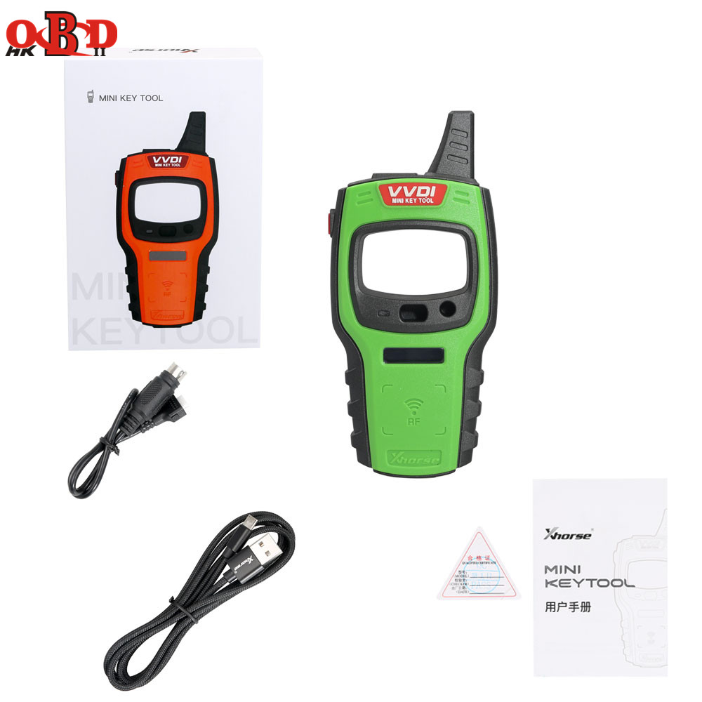 Image 4 - Original Xhorse VVDI Mini Key Tool Remote Key Programmer Support IOS/Android Free 96bit 48 Chip Clone with 15pcs VVDI Chips-in Auto Key Programmers from Automobiles & Motorcycles on