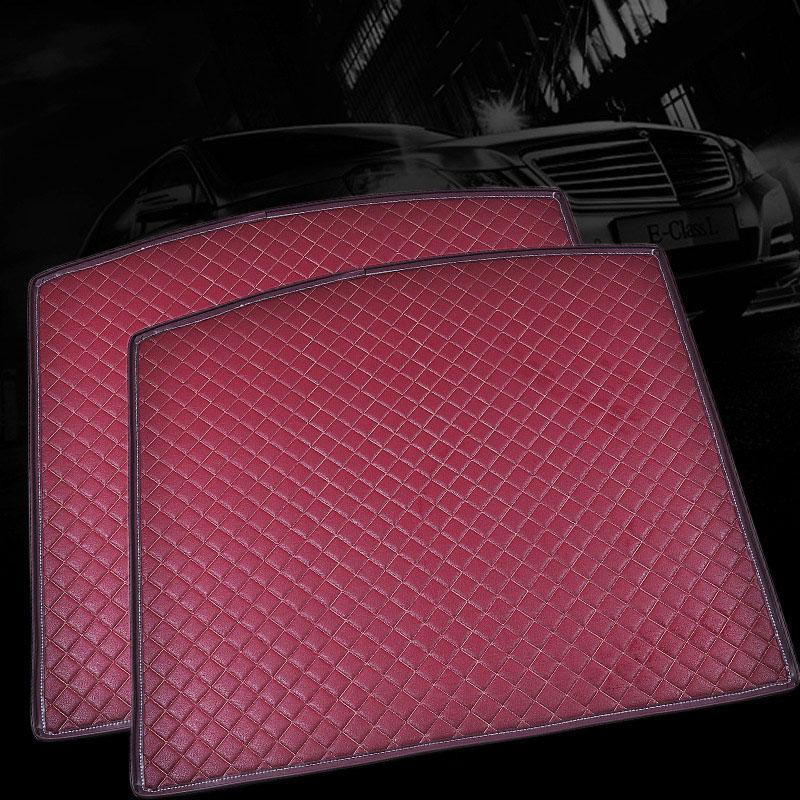 все цены на  Custom fit car trunk mat for Ford Edge Escape Kuga Fusion Mondeo Ecosport Focus Fiesta car styling tray carpet cargo liner  онлайн
