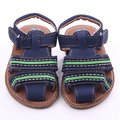Summer Casual Kids Leather Soft Shoes 0-12 Months Baby Sandals Boy 11-13cm