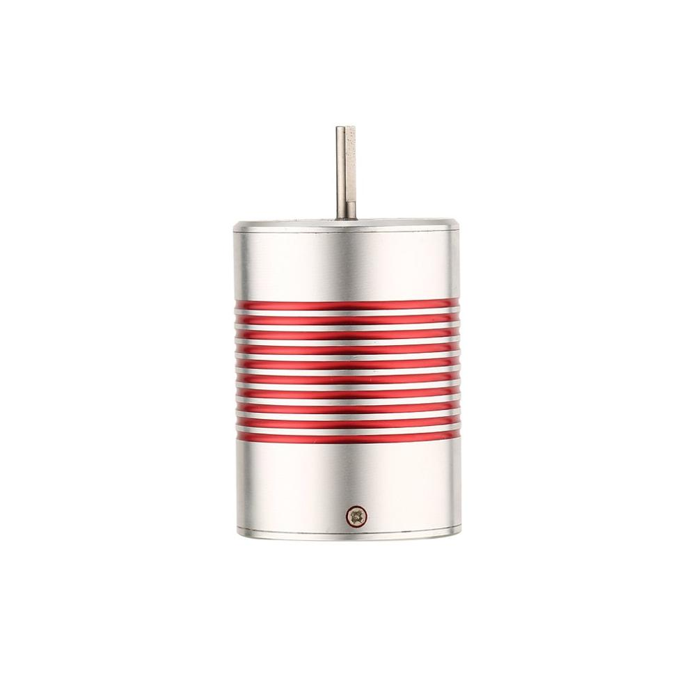 Image 4 - SURPASSHOBBY Platinum Waterproof Series 3650 3100KV 3500KV 3900KV 4300KV 5200KV Sensorless Brushless Motor for 1/10 RC Car Truck-in Parts & Accessories from Toys & Hobbies
