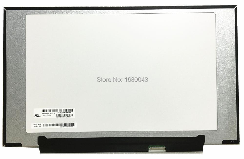 LP140WF8 SPR1 30 PIN LCD SCREEN PANEL 1920X1080 LP140WF8 SPR1 30 PIN LCD SCREEN PANEL 1920X1080