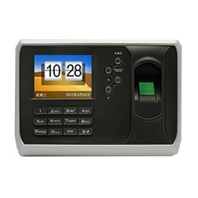 Finger Print Reader Time Clock Recorder Employee Digital Biometric Fingerprint Time Attendance TCP IP Arabic English Language